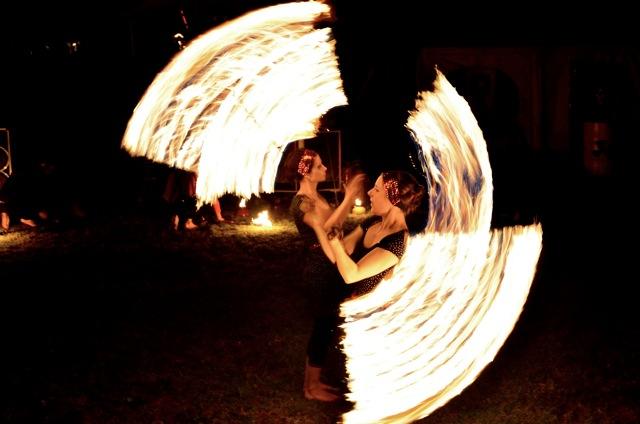 17.05.2013 - Feuershow Lichterloh