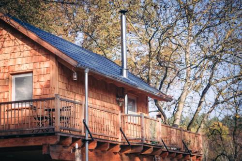 baumhaus BaHu Mützingen Herbst-1